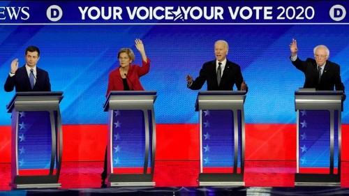 The Debates Broke the Primary