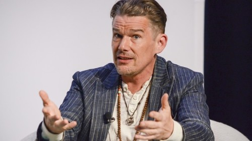 Ethan Hawke Reckons With Poptimism in Hollywood