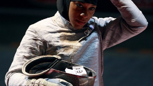 An American Hijab at the Olympics