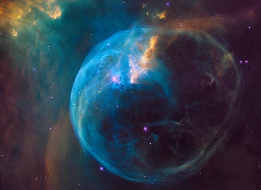 2020 Hubble Space Telescope Advent Calendar