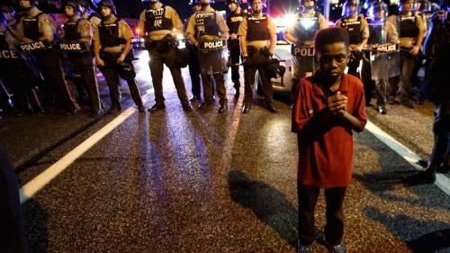 A Tough Weekend for the Black Lives Matter Movement