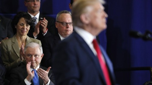 The Proud Corruption of Donald Trump