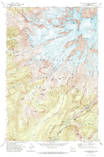 Browse More Than 1,000 National Park Maps, All in One Place