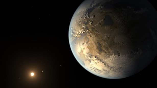This Is Big: Scientists Just Found Earth's First Cousin
