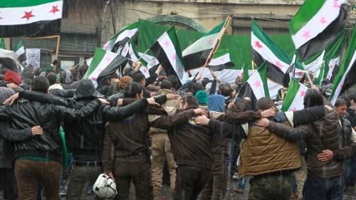 How Syria's Uprising Spawned a Jihad