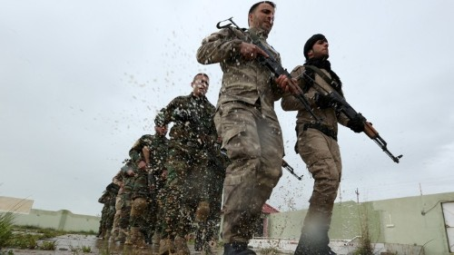 How the U.S. Military Sees the Anti-ISIS Fight