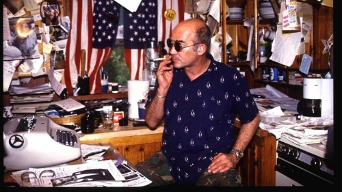 Hunter S. Thompson's Letters to His Enemies