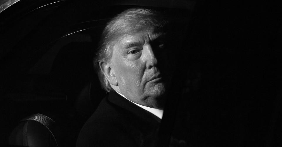 Donald Trump Is a Broken Man
