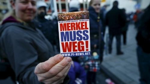 Angela Merkel's Response to the New Year's Eve Assaults