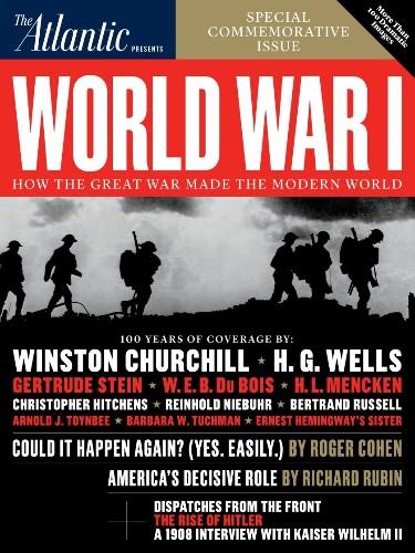 World War I Issue - The Atlantic