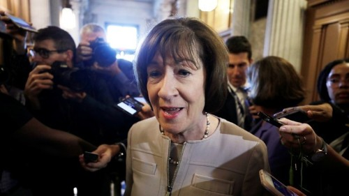 It All Came Down to Susan Collins