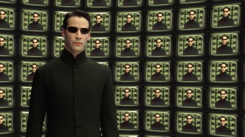 The Matrix Rides Again