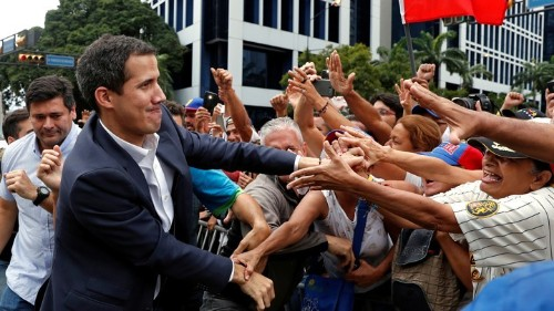 Trump's Dumping of Maduro Could Be Just the Start