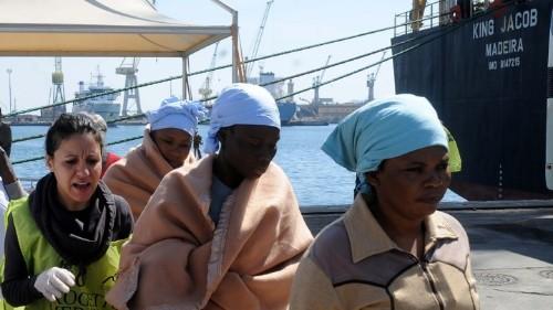 A Humanitarian Crisis in the Mediterranean