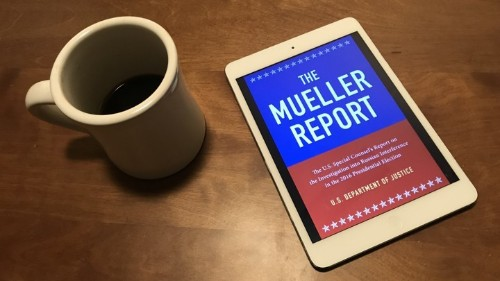 The Irony of Mueller-Report Profiteering