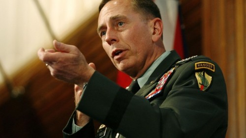 David Petraeus on Syria, Attacking Iran, and the Threat From ISIS