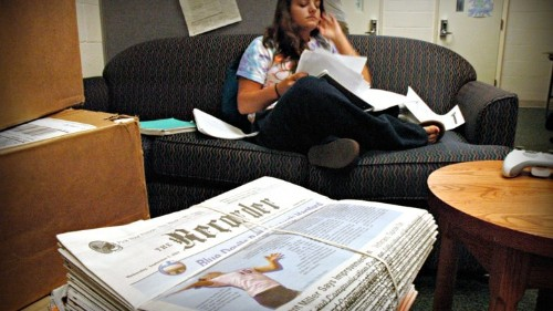 The Plot Against Student Newspapers?