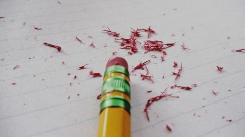 Why Do Erasers Suck at Erasing?