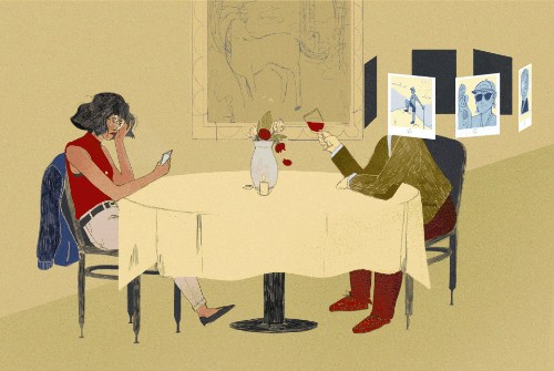 The Rise of Dating-App Fatigue