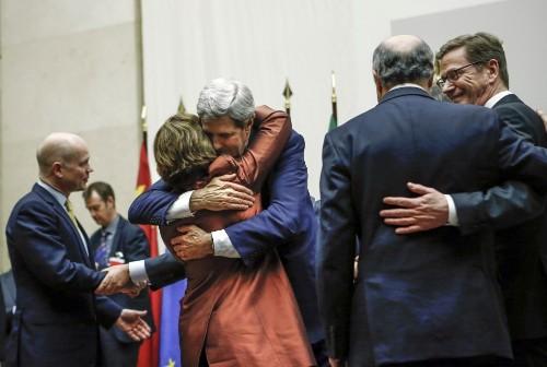 John Kerry on the Risk of Congress 'Screwing' the Ayatollah