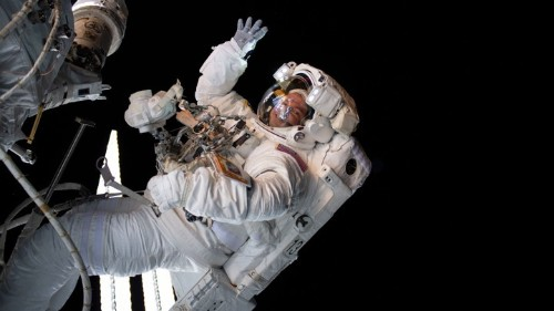 The Exquisite Boredom of Spacewalking