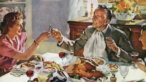13 Easy Tips for Politicizing Your Thanksgiving Dinner
