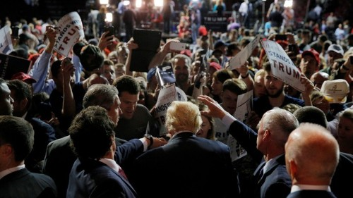 How Trump Remixed the Republican 'Southern Strategy'