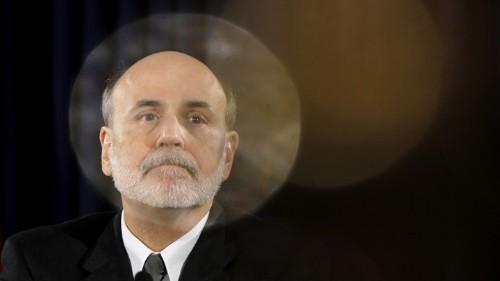 Ben Bernanke Isn't the Problem, the System Is the Problem