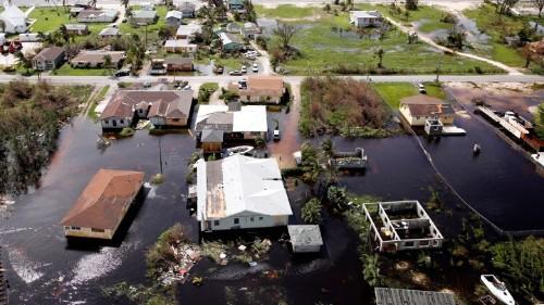 Hurricane Dorian Is Not a Freak Storm