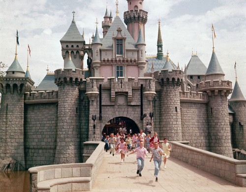 Opening Day at Disneyland: Photos From 1955