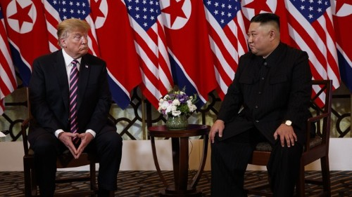 Nuclear Diplomacy With North Korea Is Unraveling