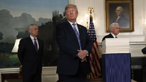 Trump Can't Get What He Wants and Doesn't Know Why
