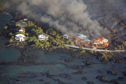 Photo Updates From Kilauea: Dozens More Homes Destroyed