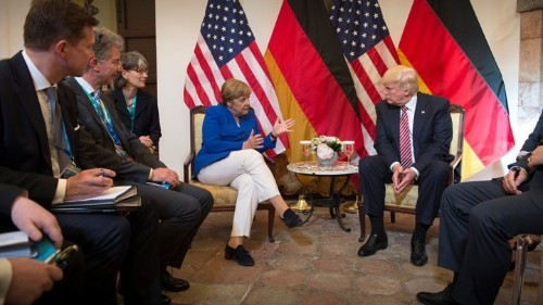 Trump's Trip Was a Catastrophe for U.S.-Europe Relations