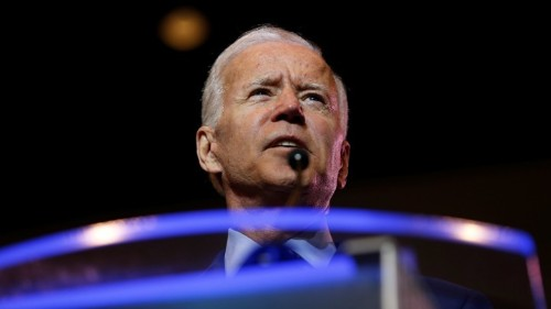 Joe Biden Won't Say If He Supports the TPP Trade Deal