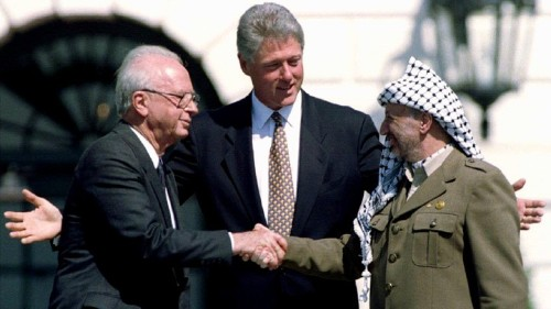 Martin Indyk Explains the Collapse of the Middle East Peace Process