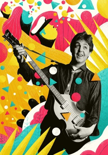 Paul McCartney Can't Stop Making People Happy