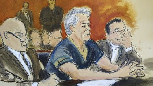 How the Jeffrey Epstein Case is a Window Into Conspiracists: The Atlantic Daily