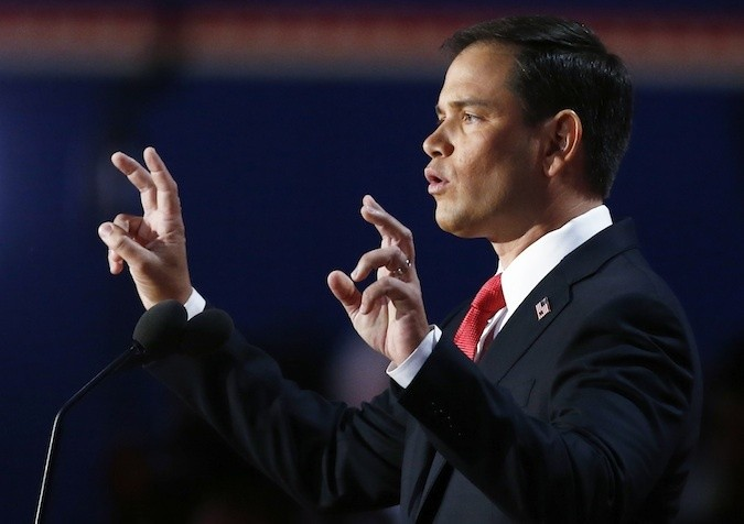 Rumors of Marco Rubio's Political Death Are Greatly Exaggerated