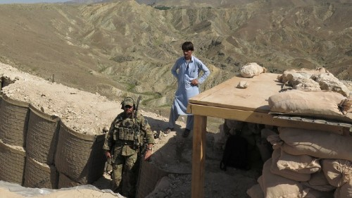 The U.S. Once Wanted Peace in Afghanistan