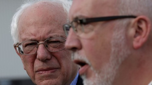 Bernie Sanders's New Speechwriter Has Controversial Past