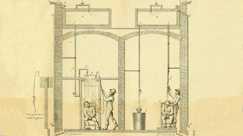 Showering Has a Dark, Violent History