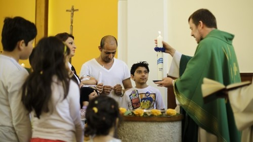 A New Home and a New Religion in Germany
