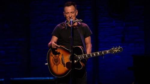 Bruce Springsteen Explains It All