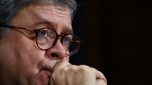 Fining William Barr Is Congress's Best Option