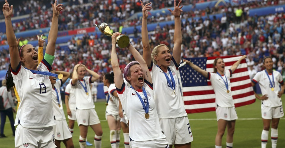 The U.S. Women's Soccer Team's Biggest Battle Is Yet to Be Won