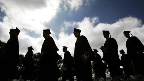 The College Wealth Premium Has Collapsed