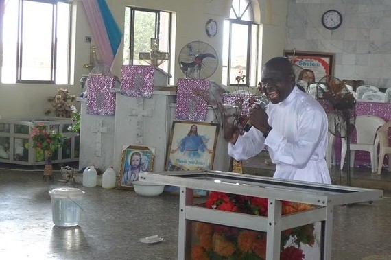 In Nigeria, Miracles Compete With Modern Medicine