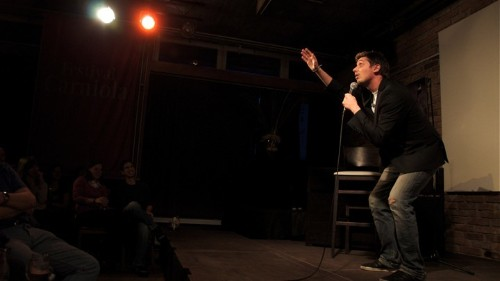 The Dark Psychology of Being a Good Comedian