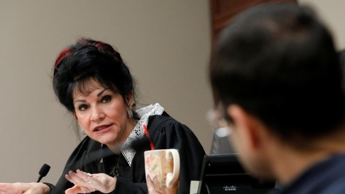 The Transformative Justice of Judge Aquilina